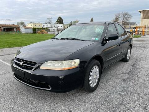 2000 Honda Accord for sale at Capri Auto Works in Allentown PA