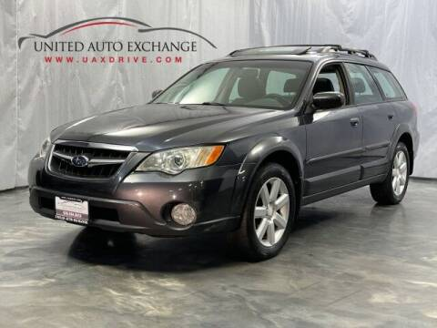 2008 Subaru Outback for sale at United Auto Exchange in Addison IL