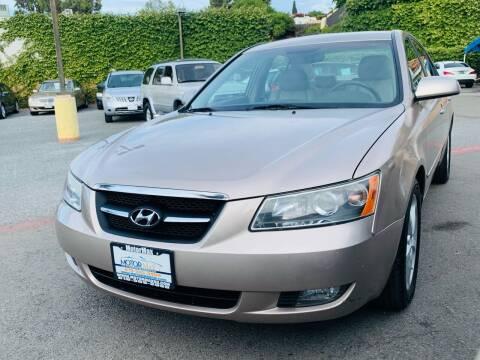 2007 Hyundai Sonata for sale at MotorMax in Lemon Grove CA