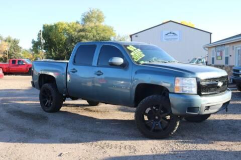 2008 Chevrolet Silverado 1500 for sale at Northern Colorado auto sales Inc in Fort Collins CO