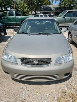 2002 Nissan Sentra for sale at Approved Auto Sales in San Antonio TX