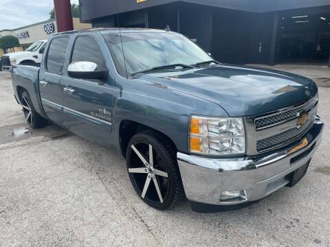 2012 Chevrolet Silverado 1500 for sale at Austin Direct Auto Sales in Austin TX