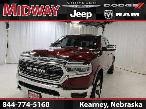 2019 RAM Ram Pickup 1500 for sale at MIDWAY CHRYSLER DODGE JEEP RAM in Kearney NE