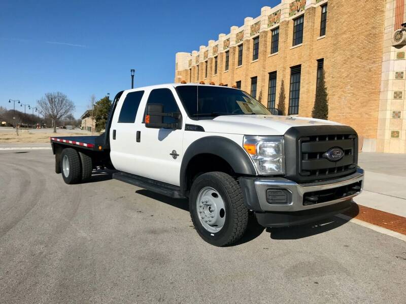 2014 Ford F-550 Super Duty for sale at A Motors in Tulsa OK