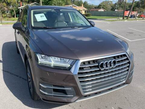 2017 Audi Q7 for sale at Consumer Auto Credit in Tampa FL