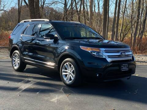 2014 Ford Explorer for sale at GABBY'S AUTO SALES in Valparaiso IN