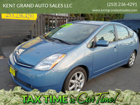 2008 Toyota Prius for sale at KENT GRAND AUTO SALES LLC in Kent WA