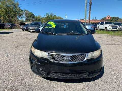 2012 Kia Forte for sale at Auto Mart in North Charleston SC