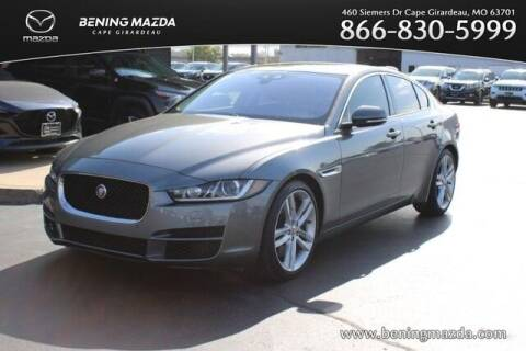 2017 Jaguar XE for sale at Bening Mazda in Cape Girardeau MO