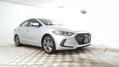 2017 Hyundai Elantra for sale at ROGERS  AUTO  GROUP in Chicago IL
