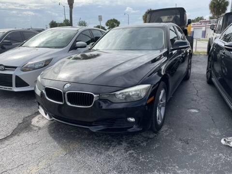 2015 BMW 3 Series for sale at Prado Auto Sales in Miami FL
