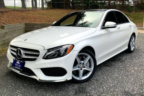 2015 Mercedes-Benz C-Class for sale at TRUST AUTO in Sykesville MD