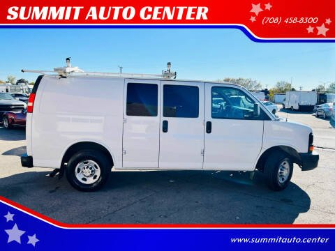 2013 Chevrolet Express Cargo for sale at SUMMIT AUTO CENTER in Summit IL