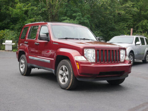 2008 Jeep Liberty for sale at Canton Auto Exchange in Canton CT
