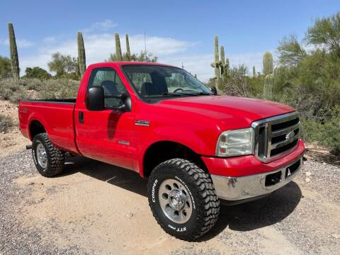 2006 Ford F-350 Super Duty for sale at Auto Executives in Tucson AZ