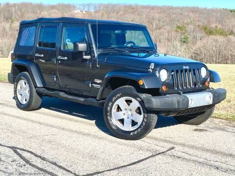 2010 Jeep Wrangler Unlimited for sale at York Motors in Canton CT