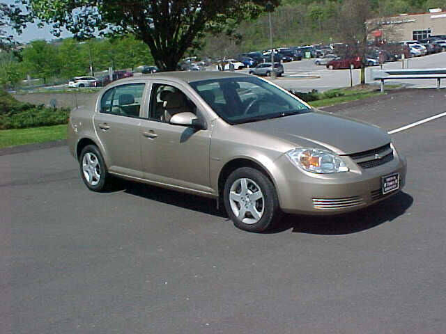 2008 Chevrolet Cobalt for sale at North Hills Auto Mall in Pittsburgh PA