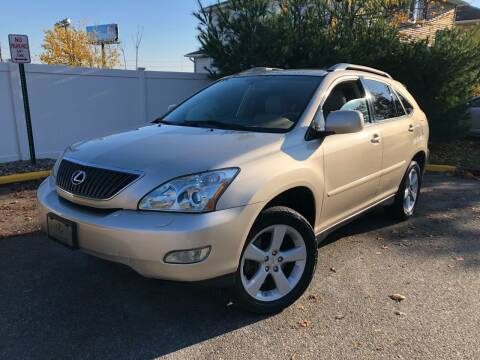 2007 Lexus RX 350 for sale at Giordano Auto Sales in Hasbrouck Heights NJ