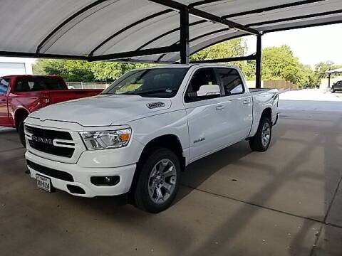 2020 RAM Ram Pickup 1500 for sale at Jerry's Buick GMC in Weatherford TX