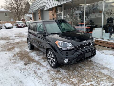 2013 Kia Soul for sale at LOT 51 AUTO SALES in Madison WI