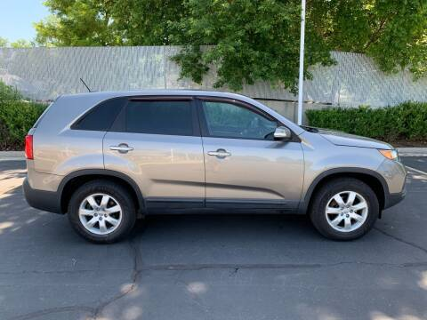 2012 Kia Sorento for sale at BITTON'S AUTO SALES in Ogden UT