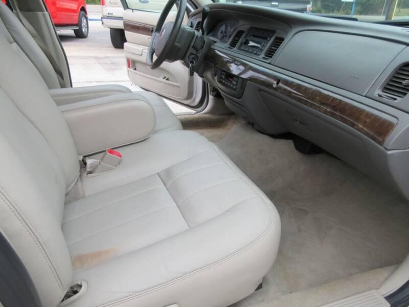 2011 Mercury Grand Marquis LS 4dr Sedan - Tyler TX