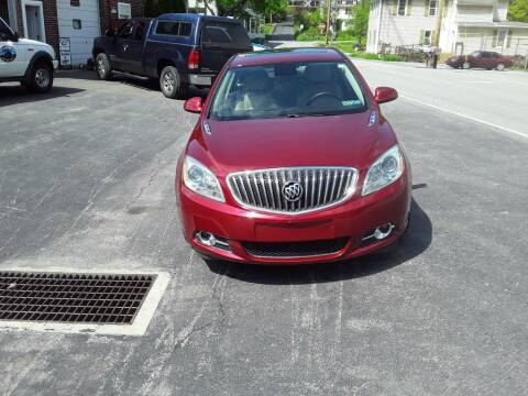 2013 Buick Verano for sale at Dun Rite Car Sales in Downingtown PA