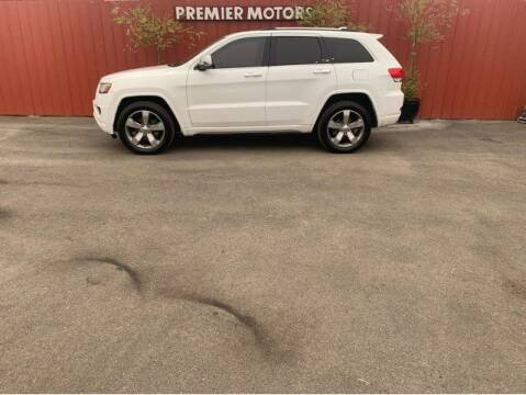 2014 Jeep Grand Cherokee for sale at Premier Motors in Milton Freewater OR