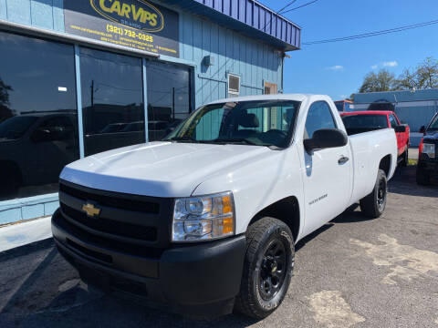 2012 Chevrolet Silverado 1500 for sale at CAR VIPS ORLANDO LLC in Orlando FL