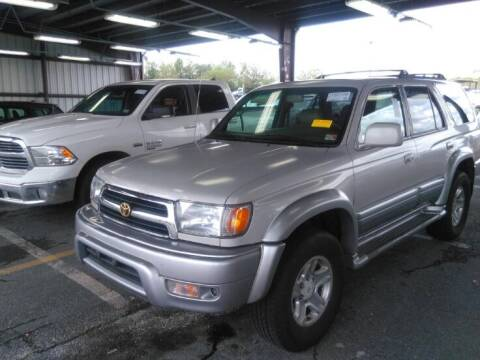 1999 Toyota 4Runner for sale at Economy Auto Sales in Dumfries VA