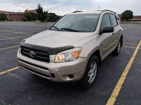 2008 Toyota RAV4 for sale at AA Auto Sales LLC in Columbia MO