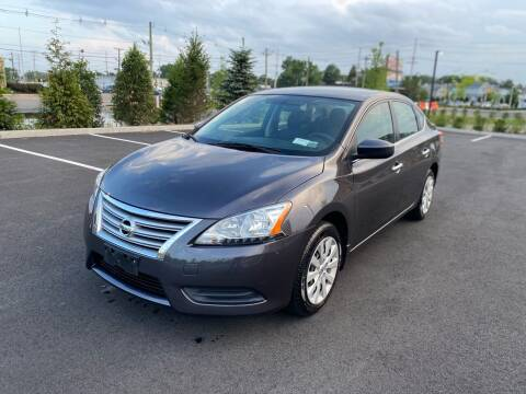 2014 Nissan Sentra for sale at Innovative Auto Group in Little Ferry NJ