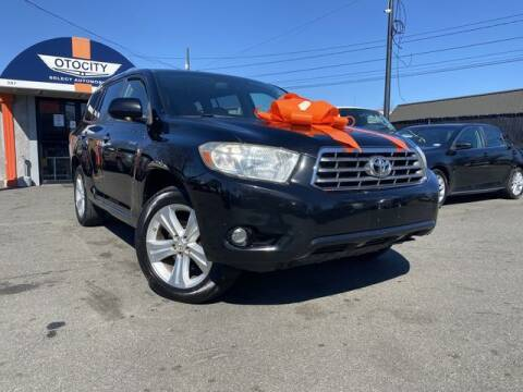 2009 Toyota Highlander for sale at OTOCITY in Totowa NJ
