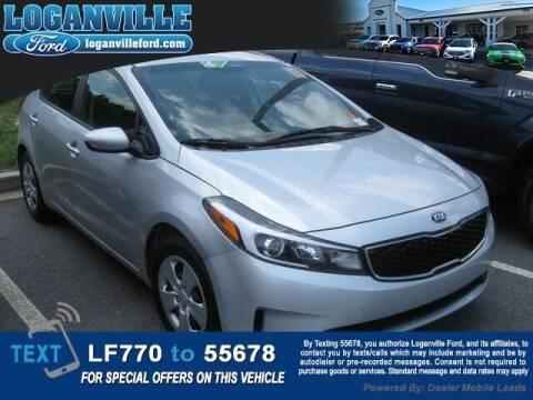 2017 Kia Forte5 for sale at Loganville Quick Lane and Tire Center in Loganville GA