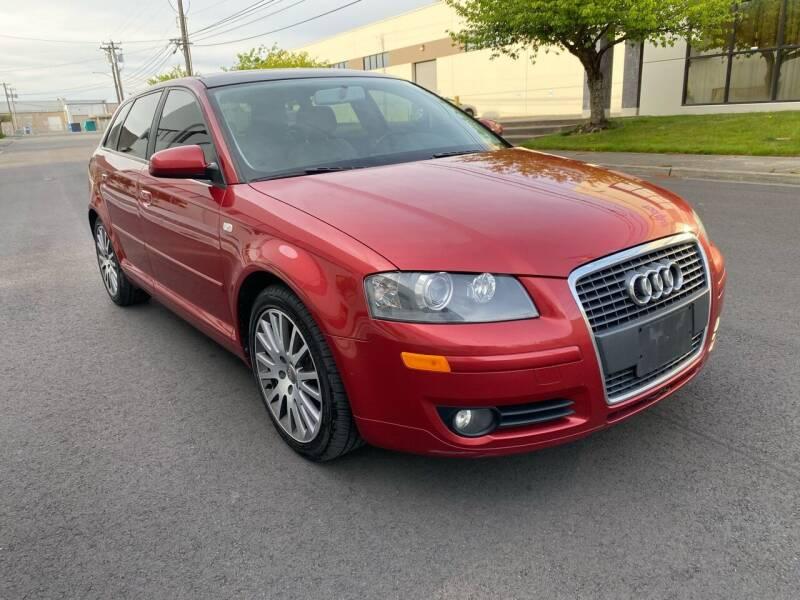 2006 Audi A3 for sale at Washington Auto Sales in Tacoma WA