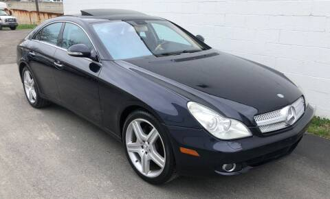 2007 Mercedes-Benz CLS for sale at Select Auto Brokers in Webster NY