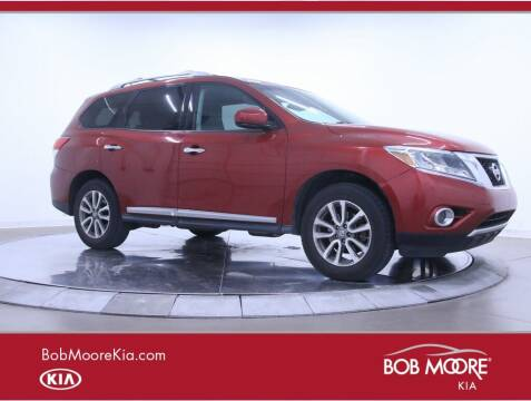 2013 Nissan Pathfinder for sale at Bob Moore Kia in Oklahoma City OK