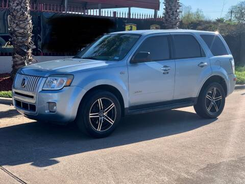2008 Mercury Mariner for sale at Texas Auto Corporation in Houston TX