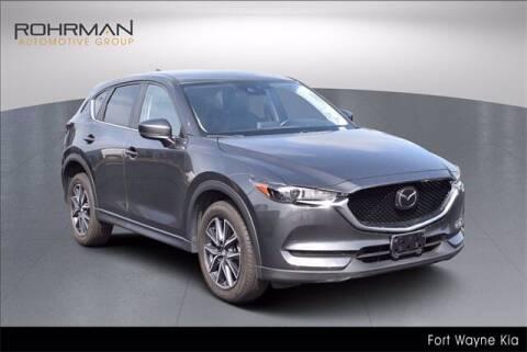 2018 Mazda CX-5 for sale at BOB ROHRMAN FORT WAYNE TOYOTA in Fort Wayne IN