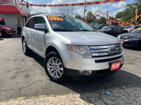2010 Ford Edge for sale at Metro Auto Exchange 2 in Linden NJ