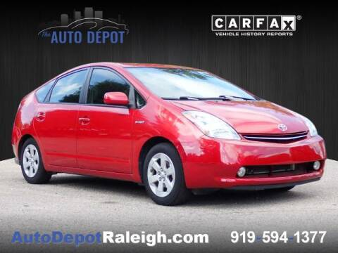 2007 Toyota Prius for sale at The Auto Depot in Raleigh NC
