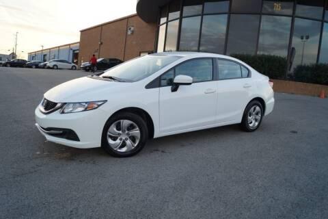 2015 Honda Civic for sale at Next Ride Motors in Nashville TN