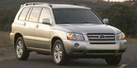 2007 Toyota Highlander Hybrid for sale at DAVID McDAVID HONDA OF IRVING in Irving TX