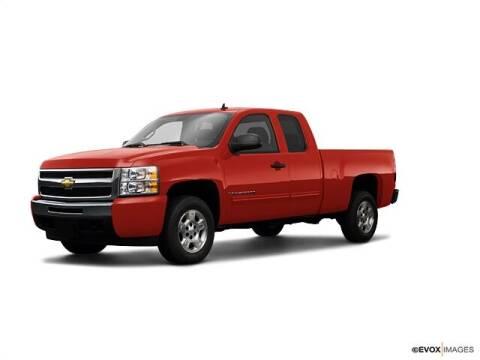2009 Chevrolet Silverado 1500 for sale at Jamerson Auto Sales in Anderson IN