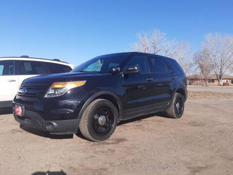 2015 Ford Explorer for sale at Ron Lowman Motors Minot in Minot ND