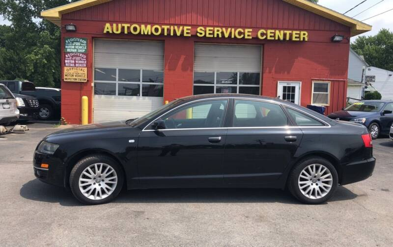 2007 Audi A6 for sale at ASC Auto Sales in Marcy NY