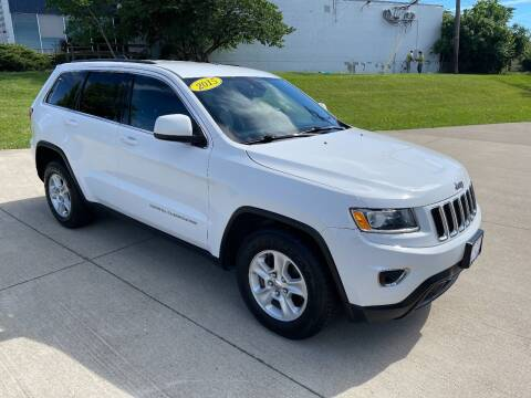 2015 Jeep Grand Cherokee for sale at Best Buy Auto Mart in Lexington KY