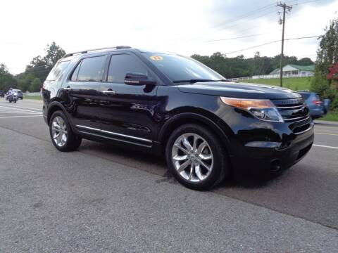 2013 Ford Explorer for sale at Car Depot Auto Sales Inc in Seymour TN