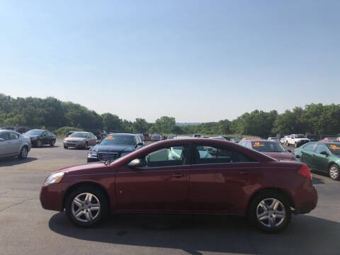 2008 Pontiac G6 for sale at CARS PLUS CREDIT in Independence MO
