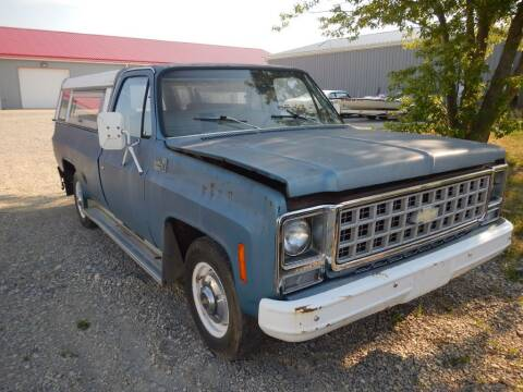 1978 Chevrolet CC2 for sale at Custom Rods and Muscle in Celina OH